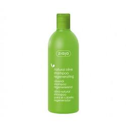 """Шампунь для волос восстанавливающий """"Оливковый натуральный"""" Ziaja Natural Olive Shampoo Regenerating"""