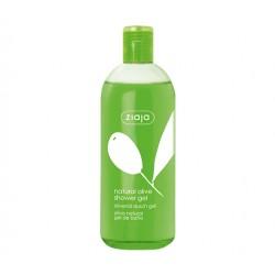 Натуральный оливковый гель для душа Ziaja Natural Olive