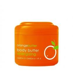"""Тонизирующее масло для тела """"Апельсиновое масло"""" Ziaja Orange Butter"""