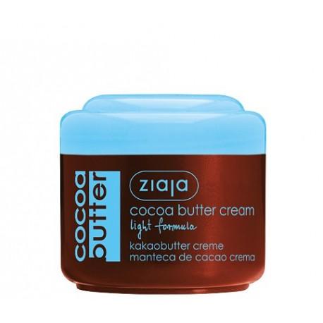 "Крем для лица легкая формула ""Масло какао"" Ziaja Cocoa Butter"