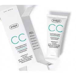 CC-крем для чувствительной кожи Ziaja CC-Cream SPF10