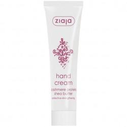 Крем для рук с протеинами кашемира Ziaja