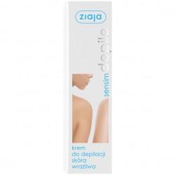 Крем депиляционный для чувствительной кожи Ziaja