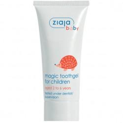 Волшебный гель для зубов Ziaja Baby