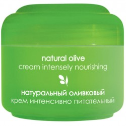 Натуральный оливковый крем Ziaja Natural Olive