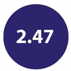Гель-лак Naivy Professional 2.47 8мл