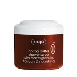 "Скраб для душа с микрогранулами ""Масло какао"" Ziaja"