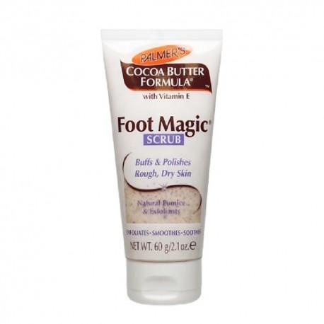"Волшебный скраб для ног ""Масло какао"" Palmer's Cocoa Butter Formula"