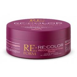 """RE:FORM реконструирующая маска """"RE:COLOR"""" сохранение цвета и восстановления окрашенных волос 230 мл"""