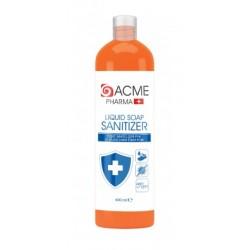 Жидкое мыло для рук с защитным эффектом ACME PHARMA «LIQUID SOAP SANITIZER» 400 мл