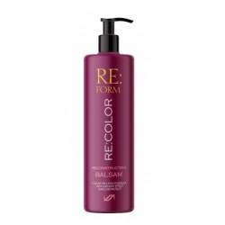 """RE: FORM Реконструирующий бальзам """"RE: COLOR"""" сохранение цвета и восстановления окрашенных волос 400 мл"""
