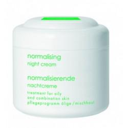 Нормализирующий ночной крем для жирной и комбинированной кожи Denova Pro 250 мл