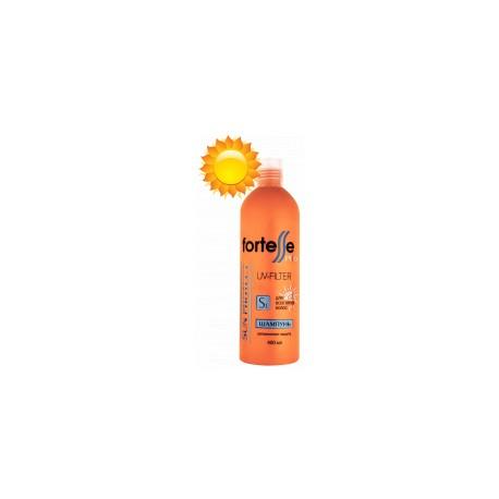 Шампунь Sun Protection 400 мл с UV фильтром Fortesse Pro