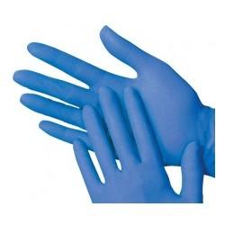 Перчатки латексные опудренные 50 пар (размер XS, S, M, L)