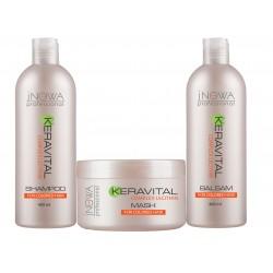"""Набор для окрашенных волос KERAVITAL """"jNOWA Professional"""""""