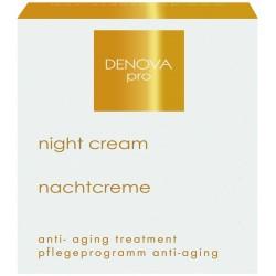 Ночной крем для возрасной кожи DENOVA PRO